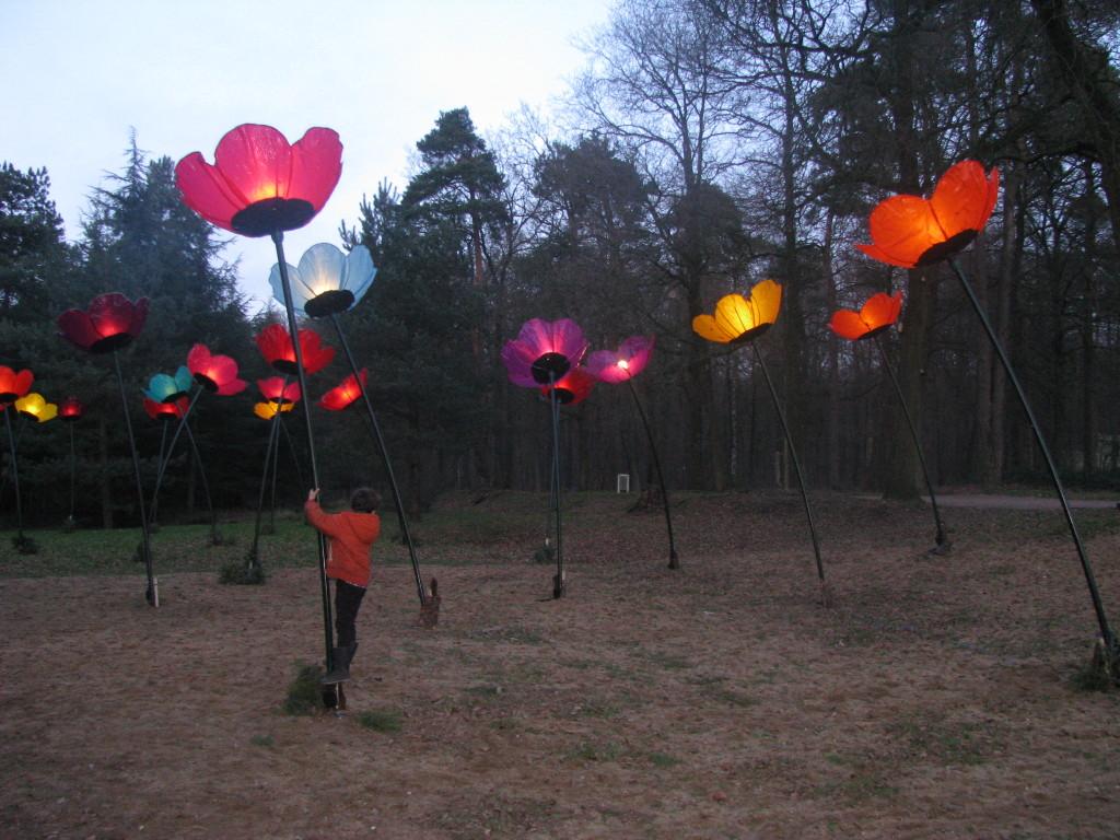 Feest van Licht Museumpark Orientalis